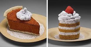 woolly cakes by Ed Bing Lee