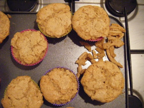 the shameful truth - naked cupcakes have nowhere to hide!