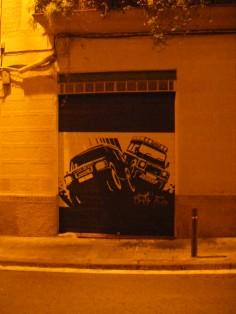 a classic street art look