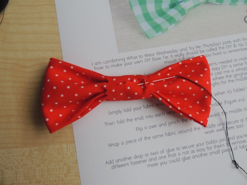 crafternoon how to collars and bow ties 040