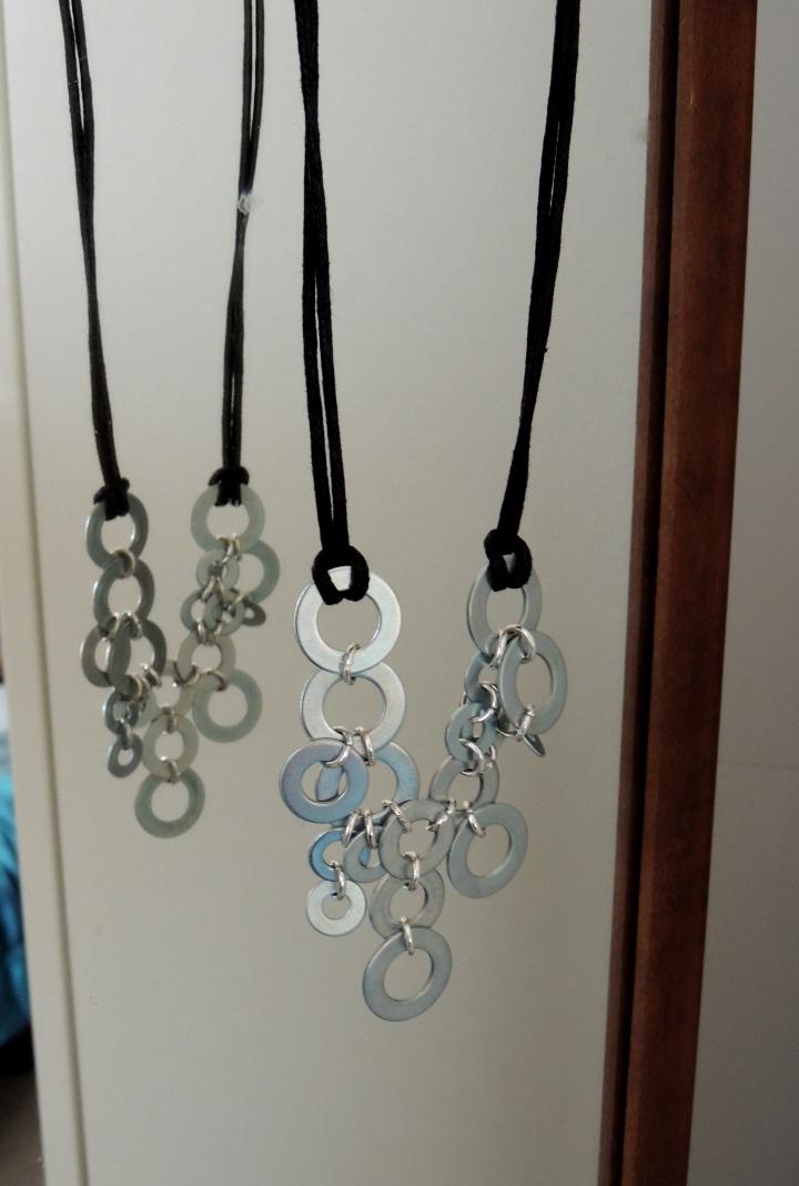 Crafternoon Hardwear Necklace