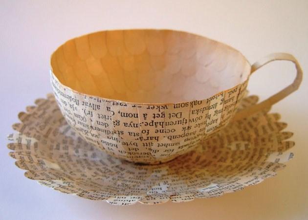cecilia levy paper cup