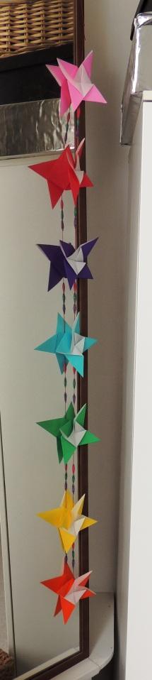 origami garland © creativise