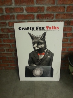 Crafty Fox talks 3 creativise