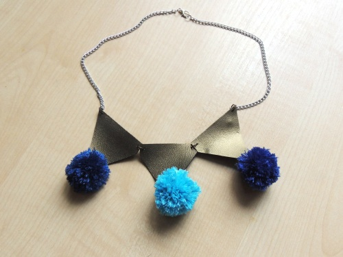 Benu inspired necklace Creativise