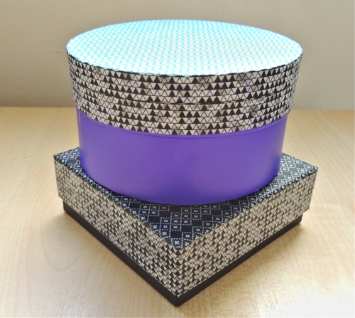 washi tape gift boxes Crafternoon Cabaret Club