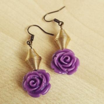 100 days of making earrings