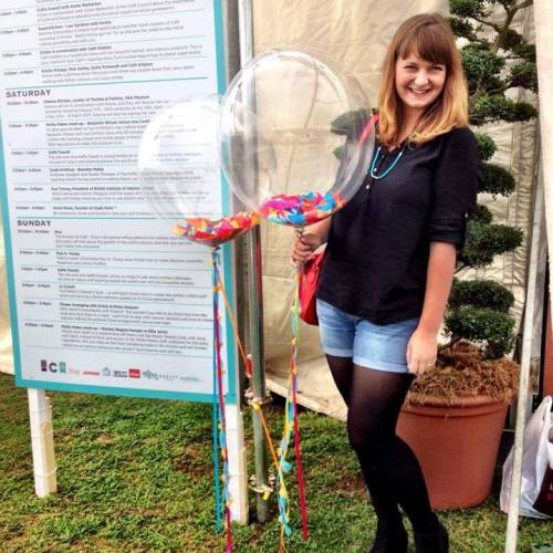 balloons handmade fair