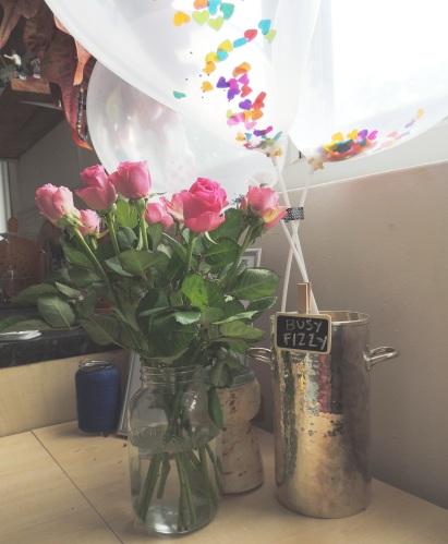 confetti balloons small