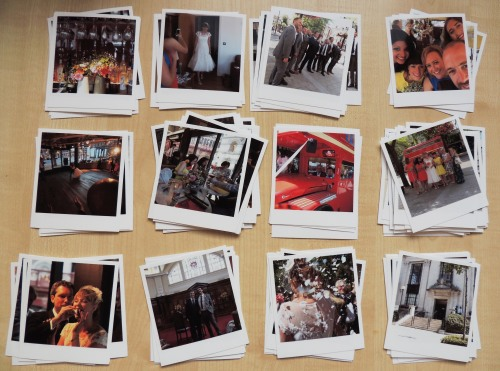 photo display ideas Crafternoon Cabaret Club