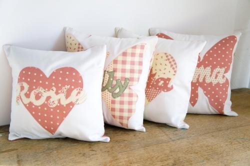 Jessalli Handmade cushions  Crafternoon Cabaret Club