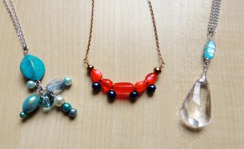 handmade pendants Crafternoon Cabaret Club