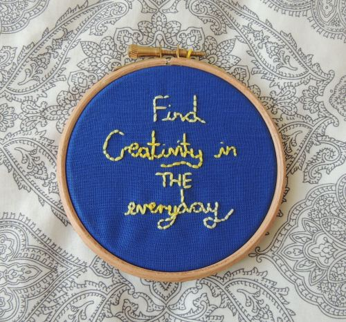 new year embroidery Find creativity