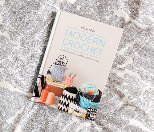 Molla Mills modern crochet book