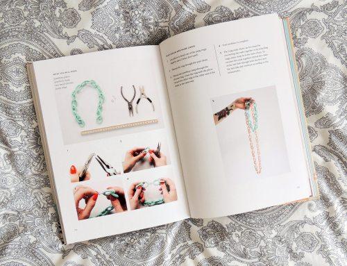 Molla Mills modern crochet jewellery