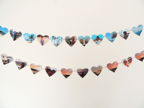 photo bunting crafternoon cabaret club finished
